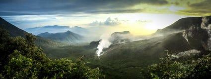Góra Guntur Fotografia Stock