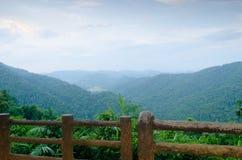 Góra jest punktem widzenia zdjęcie royalty free