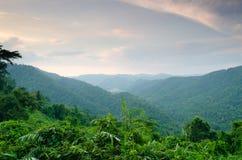 Góra jest punktem widzenia zdjęcie stock