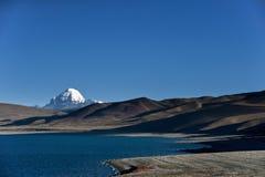 Góra Kailash, Tybet Ali region Zdjęcia Royalty Free