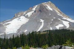 Góra kapiszon Nad Timberline Obraz Stock