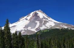 Góra kapiszon w Oregon Fotografia Royalty Free