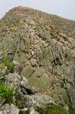 Góra Katahdin, Maine Zdjęcia Royalty Free