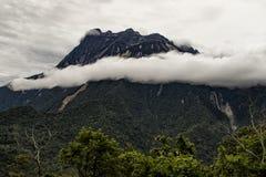Góra Kinabalu Obraz Royalty Free