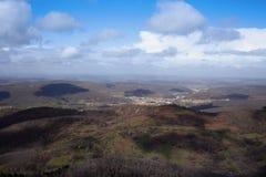 Góra krajobraz Obraz Stock