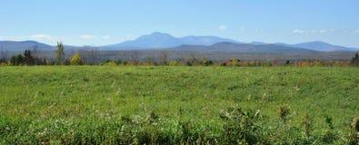 Góra krajobraz Zdjęcia Stock