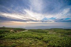 Góra krajobraz Zdjęcia Royalty Free
