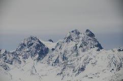 Góra krajobraz Fotografia Stock