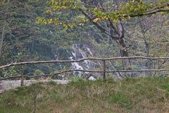 Góra krajobraz od Azerbejdżańskiego Oguz zdjęcia stock
