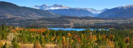 Góra krajobraz w Kolorado obraz royalty free