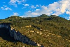 Góra krajobrazowy nago Fotografia Stock