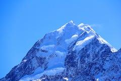 góra kucbarska nowe Zelandii Obraz Stock