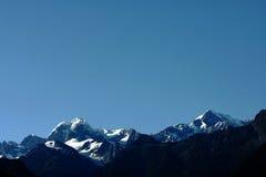 góra kucbarski szczyt Obrazy Royalty Free