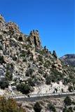 Góra Lemmon, Tucson, Arizona, Stany Zjednoczone zdjęcia royalty free