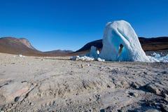 góra lodowa Obraz Stock