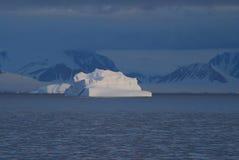 Góra lodowa Fotografia Royalty Free