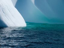 góra lodowa 4 Obraz Stock