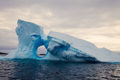 Góra lodowa - Antarctica Zdjęcie Stock