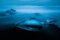 Góra lodowa Iceland Zdjęcia Stock