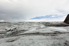 Góra lodowa Iceland Fotografia Royalty Free