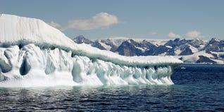 góra lodowa sztuki