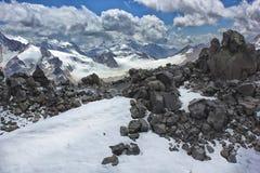 góra lodowy ilustracyjny wektor Fotografia Stock