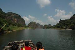 Góra Longhu, Yingtan, Jiangxi Zdjęcia Royalty Free