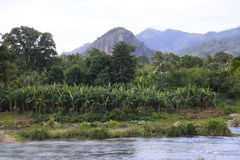 Góra Madagascar Obraz Royalty Free