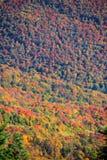 Góra Mansfield blisko Stowe miasta w Vermont zdjęcie royalty free