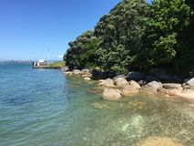 Góra Maunganui Zdjęcia Royalty Free