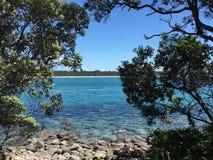 Góra Maunganui Zdjęcie Royalty Free