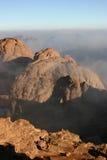 Góra Mt Synaj Zdjęcie Royalty Free