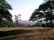 Góra Nebo Piękny Zdjęcia Stock