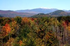 góra nh Washington zdjęcie royalty free