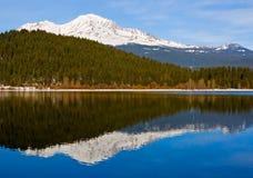 góra śniegu zdjęcia royalty free