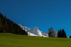 góra śniegu Obraz Royalty Free