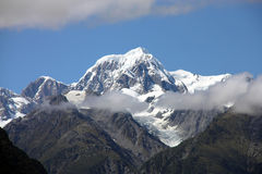 góra nowy tasman Zealand Obrazy Stock