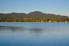 Góra Orford, Quebec Zdjęcie Stock