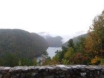 Góra Przegapia w Carolinas Fotografia Stock
