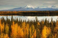góra przeglądać wrangell zanetti Fotografia Royalty Free