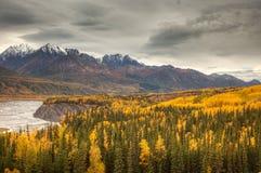 góra przeglądać wrangell zanetti Zdjęcie Royalty Free