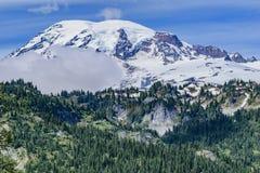 Góra Rainer zdjęcie stock