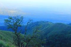 Góra Rinjani zdjęcia royalty free