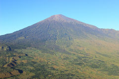 Góra Rinjani zdjęcie stock