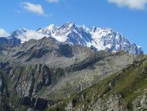 góra Rosa Obrazy Stock