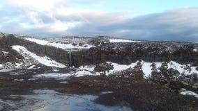 Góra Ruapehu Zdjęcie Stock