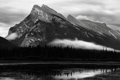 Góra Rundle Fotografia Royalty Free