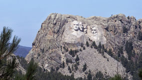 Góra Rushmore Zdjęcia Stock
