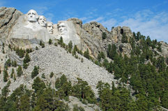 Góra Rushmore 1 Południowy Dakota Zdjęcia Royalty Free