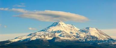 Góra Shasta Zdjęcia Stock